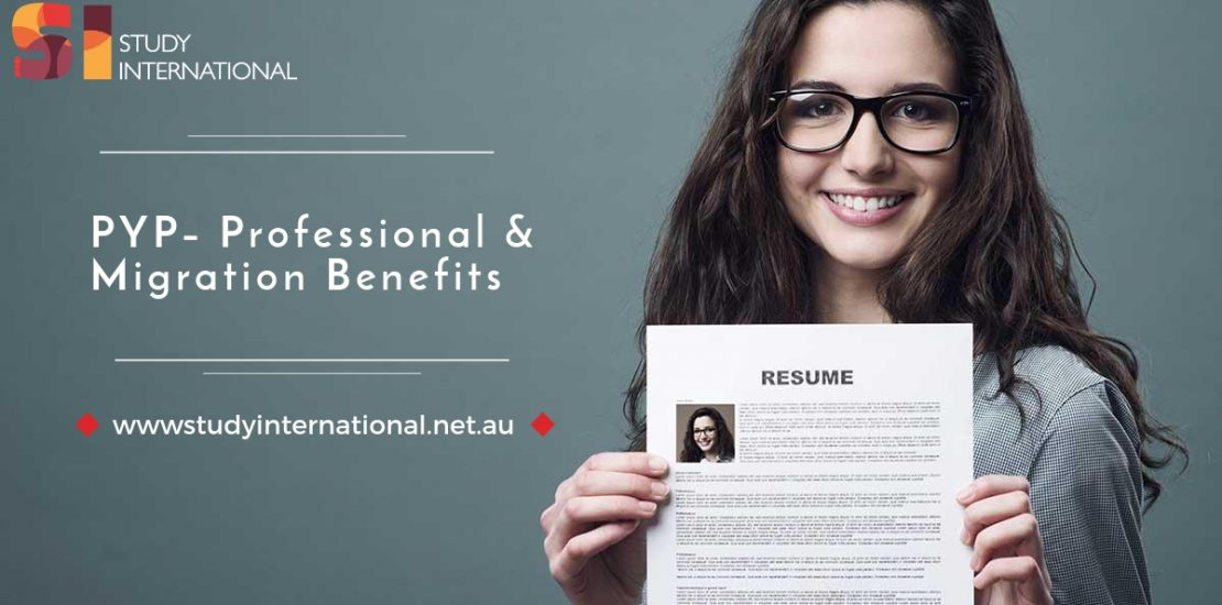Professional Year Program – Professional & Migration Benefits