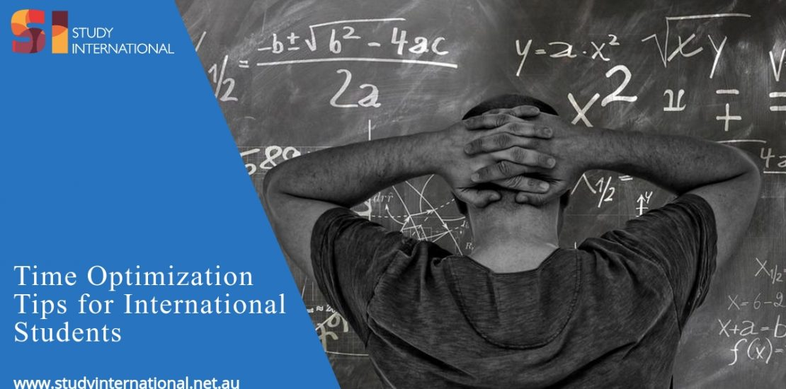 Time Optimization Tips for International Students