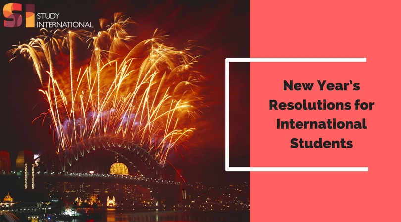 New Year's Resolutions for International Students